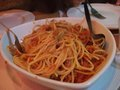 ☆070:ロンドン塔付近で昼食/スパゲティ・ミートソース 2013.12.26