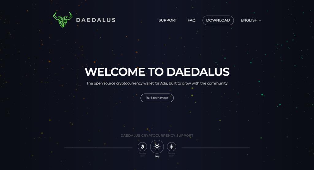 DAEDALUS(ダイダロス)