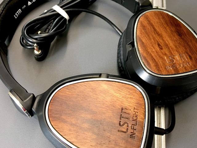 デルタプレミアムセレクトのノイズキャンセリング付きヘッドホン