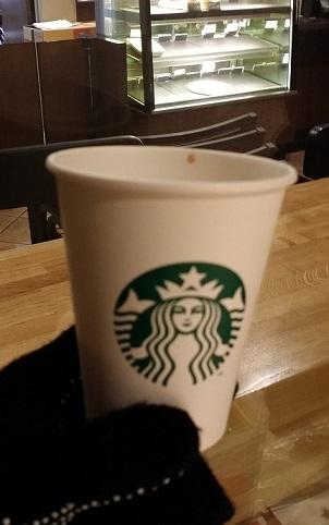 スターバックス差し入れコーヒー