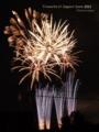 [花火]Fireworks of Sapporo Dome 2013/7/6