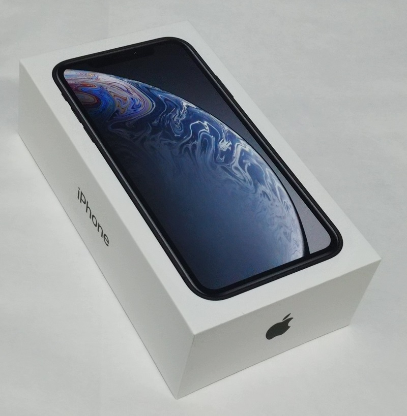 iPhoneXRパッケージ