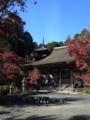 湖南三山 常楽寺にきました