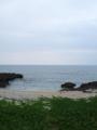伊良部島でまったり 曇り空だけどね