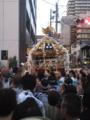 佃 八角神輿は住吉神社へ帰還