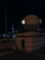 両国橋の謎の球体は夜間灯りがともる