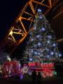クリスマスツリー 東京タワーの