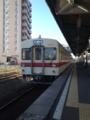 水海道駅でキハ006