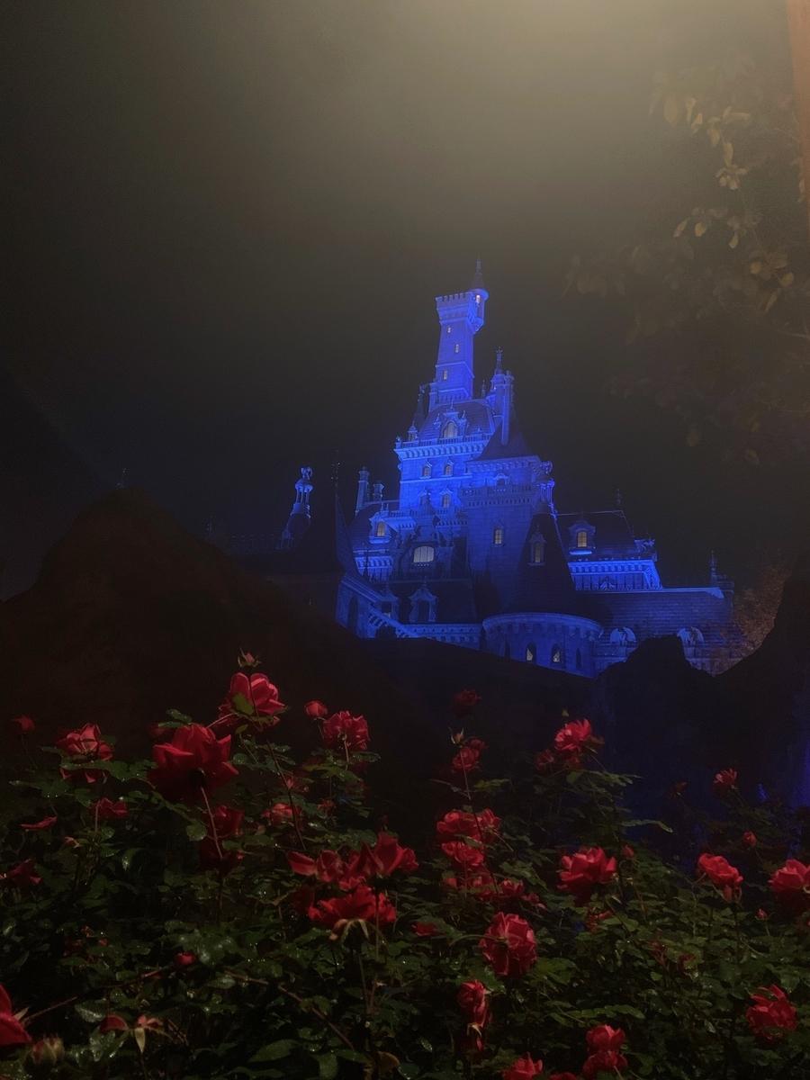 ビーストのお城