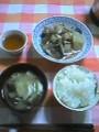 [ご飯]豚肉と大根の煮物