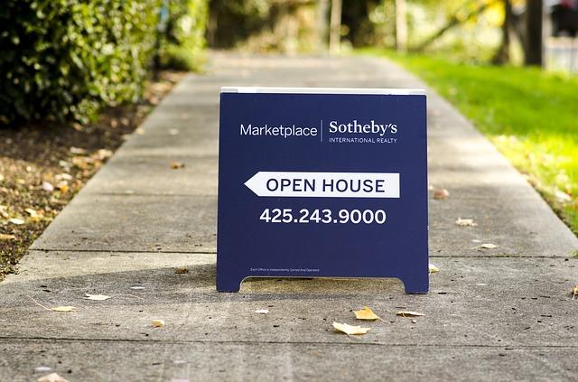 オープンハウスのサイン