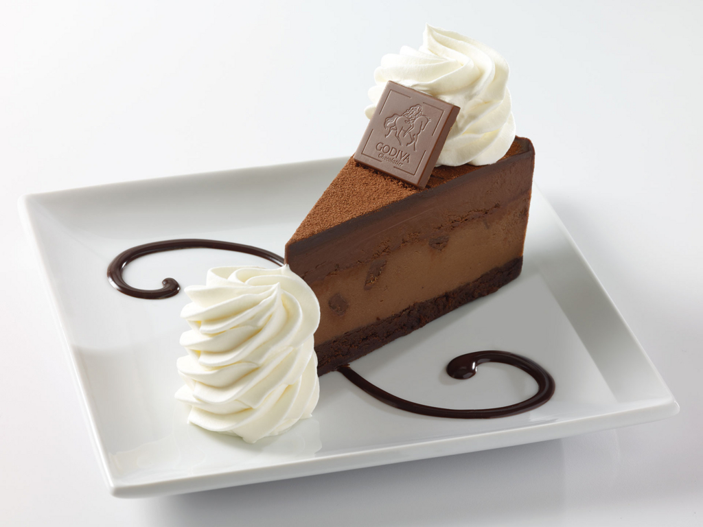 ゴデュバチーズケーキ