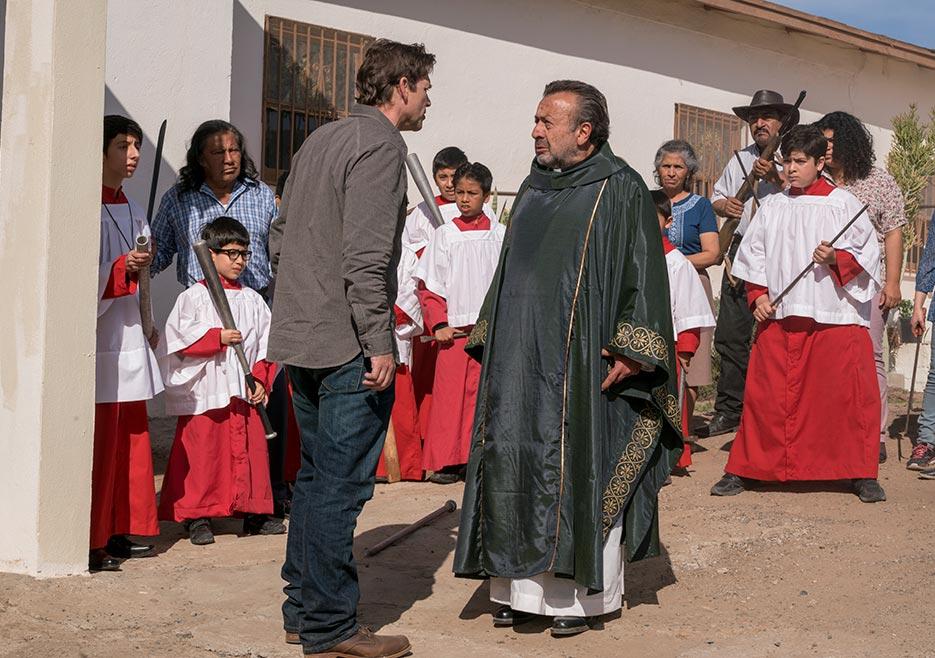 フィアー・ザ・ウォーキング・デッドシーズン2第6話トーマス神父教会