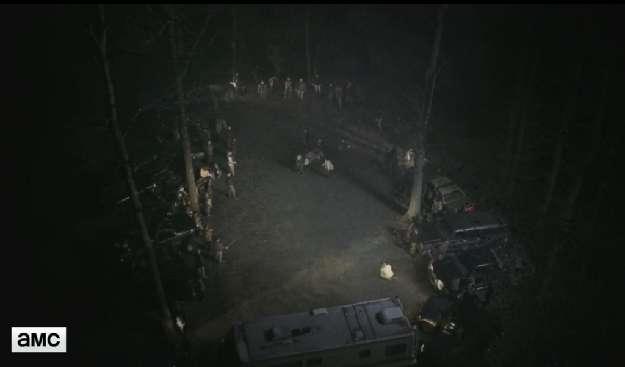 ウォーキングデッドシーズン6最終回