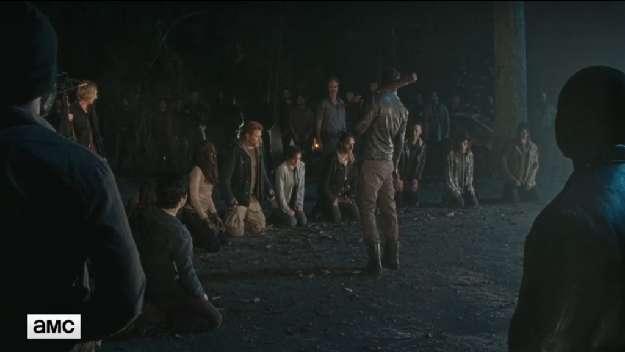 ウォーキングデッドシーズン6最終回ニーガン
