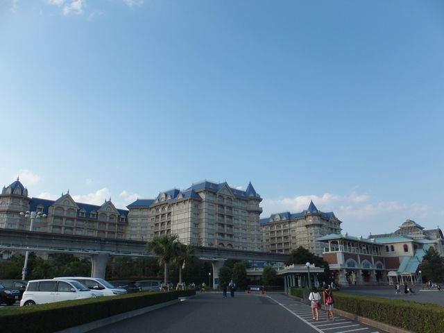 東京ディズニーランド貸切状態ディズニーランドホテル