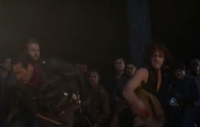 ウォーキングデッドニーガンの犠牲者ダリル