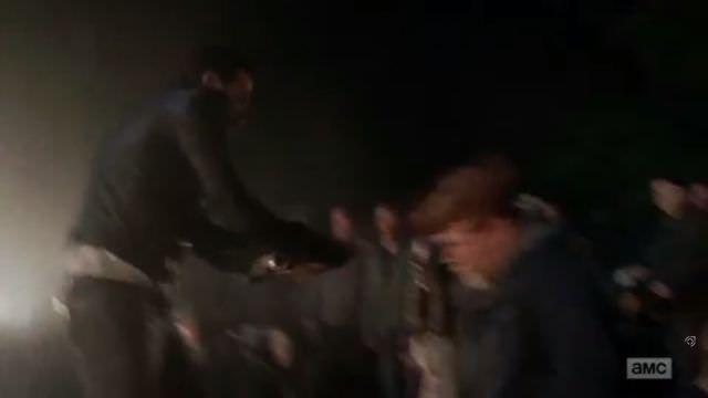 ウォーキングデッドニーガンの犠牲者エイブラハム