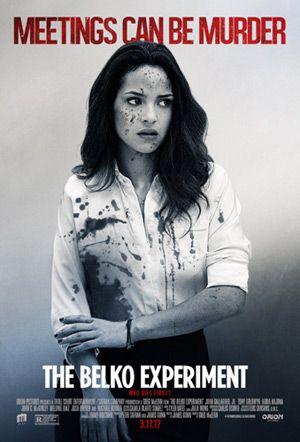 ベルコ・エクスペリメントのレアンドラのポスター