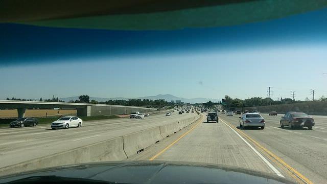 サンディエゴシーワールドへの道