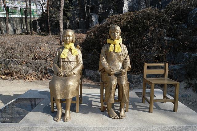 サンフランシスコの慰安婦像新しく設置中国韓国プロパガンダ