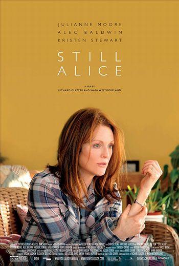 アリスのままで映画の感想