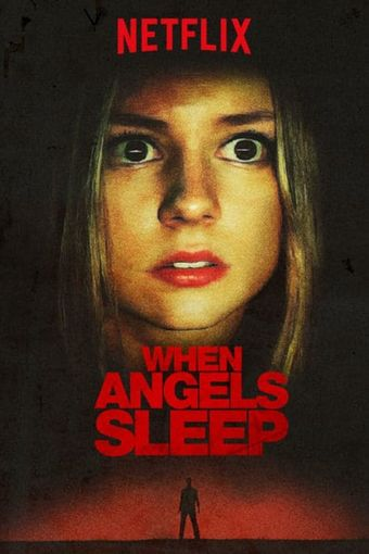 天使が眠りにつくときNetflix映画の感想