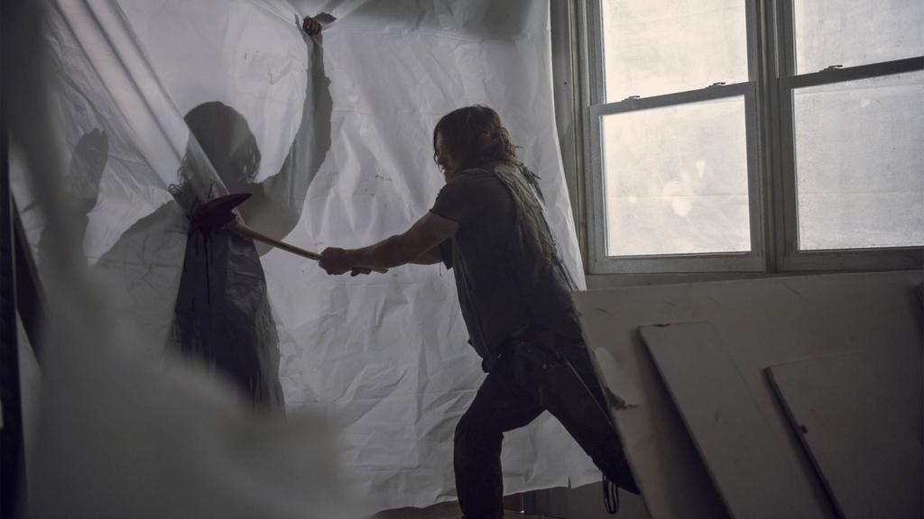 ウォーキング・デッドシーズン9第13話ダリル対ベータ