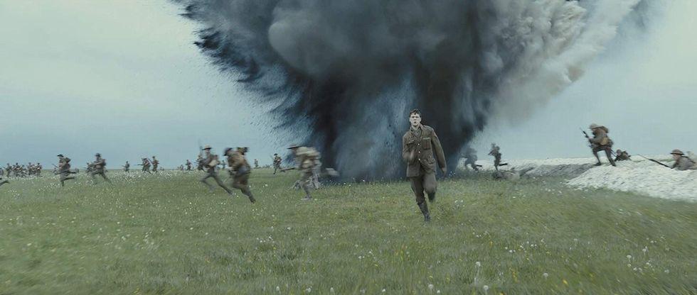 1917 命をかけた伝令 映画の感想