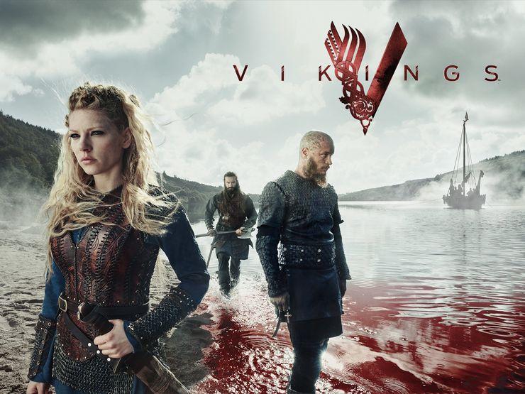 ヴァイキングシーズン3あらすじ感想