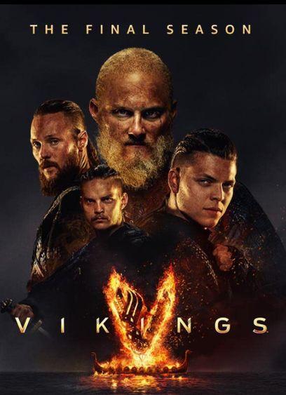 ヴァイキング海の覇者たちシーズン6あらすじ感想