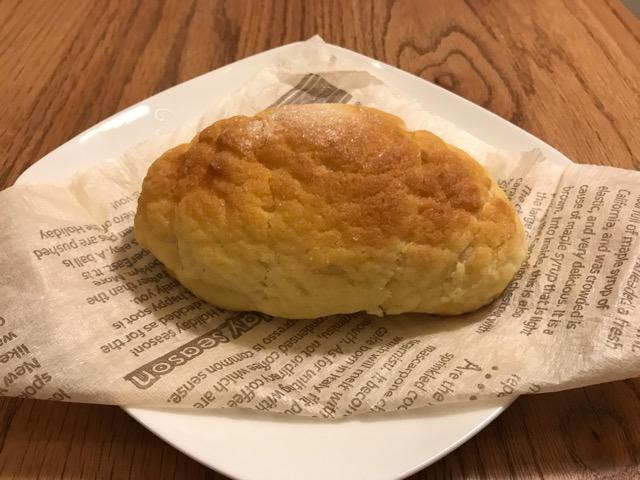 伊三郎パン 塩バターメロンパン