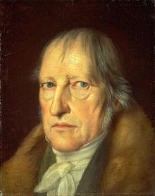 おお♪ゲオルク・ヴィルヘルム・フリードリヒ・ヘーゲル(Georg Wilhelm Friedrich Hegel、1770年8月27日 - 1831年11月14日)
