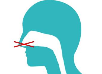 鼻呼吸 鼻づまり 口呼吸 メリット デメリット