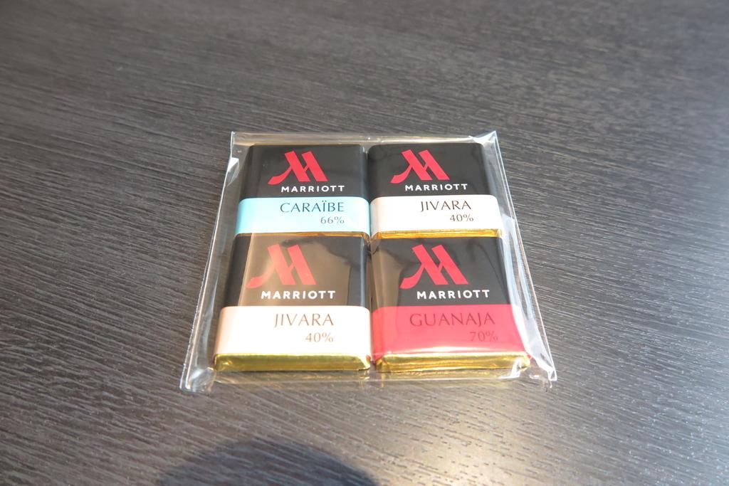 マリットのチョコ