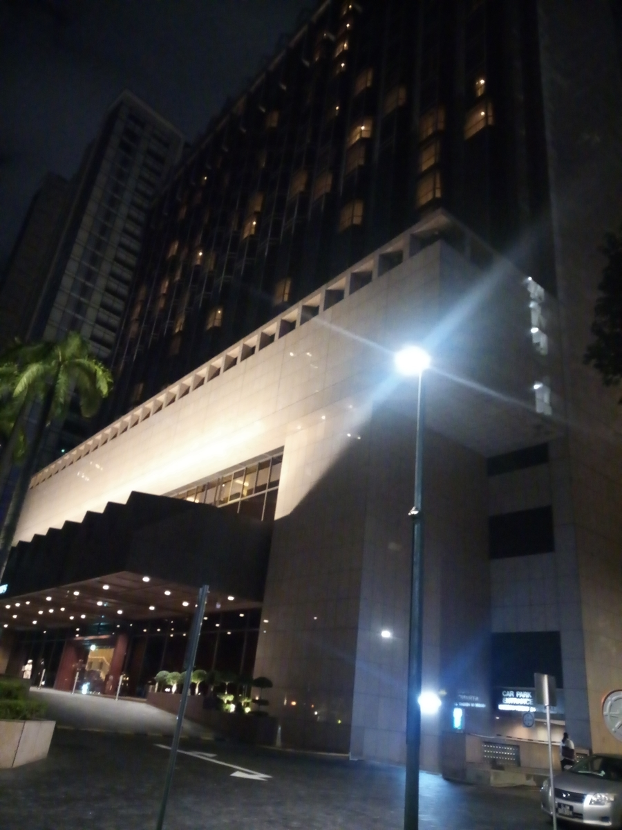 シェラトン・タワーズ・シンガポール