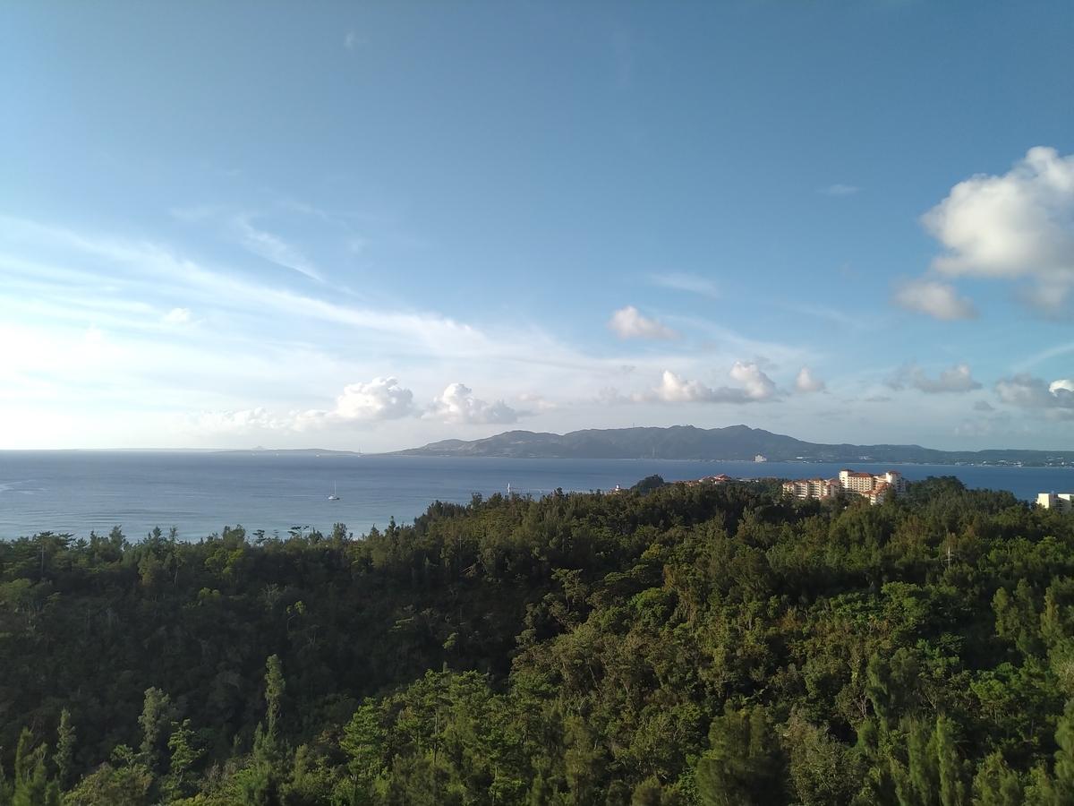 11階のスーペリア・ツインからの眺望