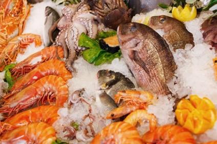 部屋探しー鮮魚コーナー
