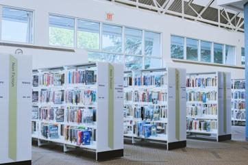部屋探しー図書館