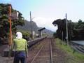 淋しく素敵な駅 2008/04/26