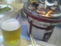 ビール肉最強