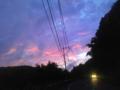 梅雨明けぽい空