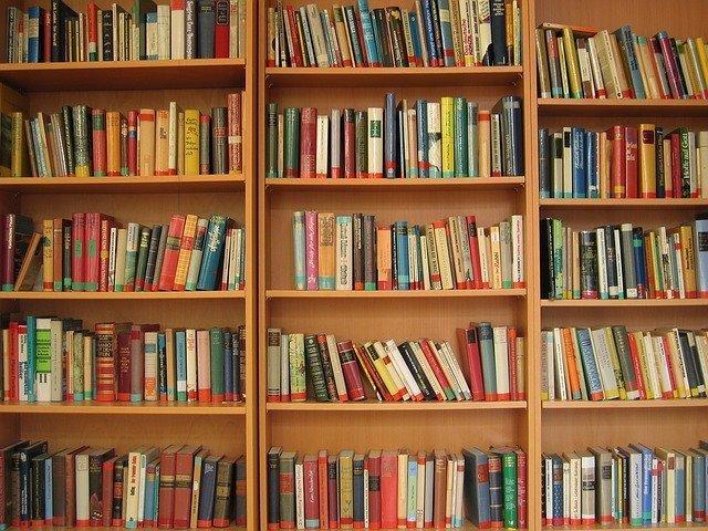本の数は?読みたい本は見つけられる??