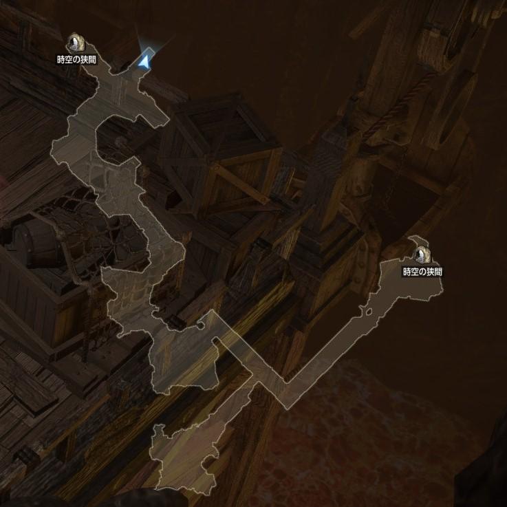 溶岩洞窟地帯1層(1)_2