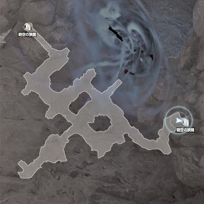 溶岩洞窟地帯1層(1)_3