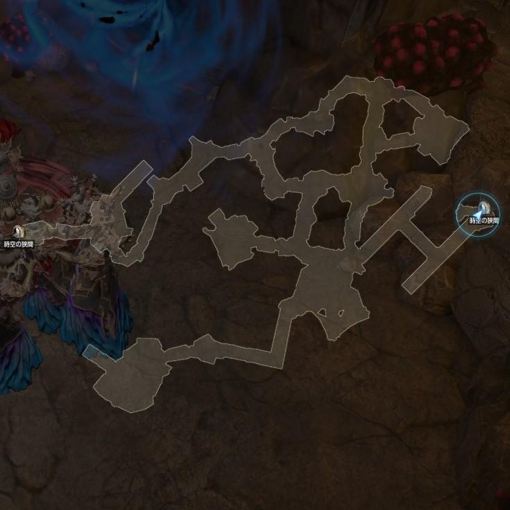 溶岩洞窟地帯1層(1)_6