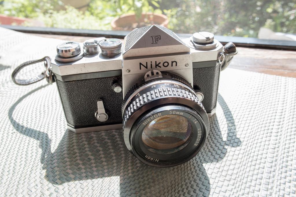 ニコン Nikon F
