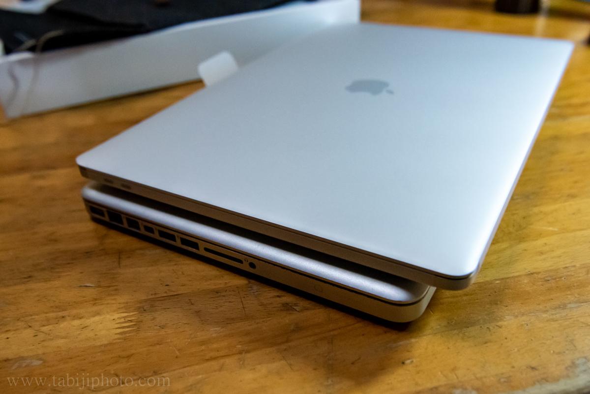 インチ mac 16