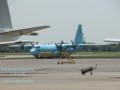 [JASDF][航空自衛隊][空自][輸送機][固定翼][TRANSPORT PLANE][下総]C-130H ハーキュリーズ (イラク戦仕様カラー)  その1