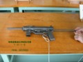 [自衛隊][海上自衛隊][海自][JMSDF][下総航空基地][SUBMACHINE GUN][SMG][サブマシンガン][GUN][短機関銃]11.4mm短機関銃M3A1